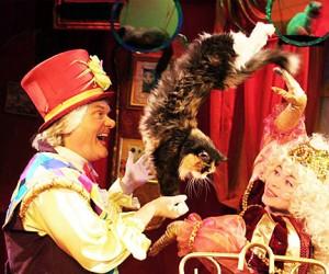 Обновленный Театр кошек Юрия Куклачева открылся для посетителей