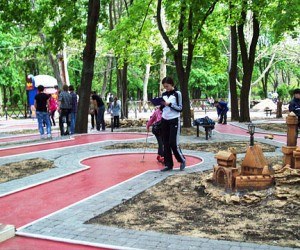 В Москве открылись спортивные бульвары
