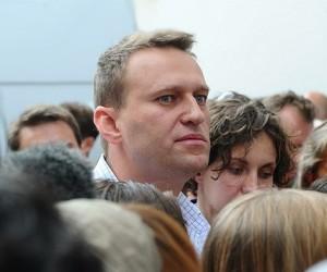В Москве состоялся митинг в поддержку Алексея Навального