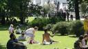 Синоптики обещают москвичам до +25 градусов на майские праздники