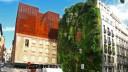Слепые стены зданий Москвы превратятся в вертикальные парковки и висячие сады
