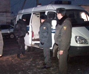 Неизвестные расстреляли в Подмосковье автомобиль с членами серпуховской ОПГ