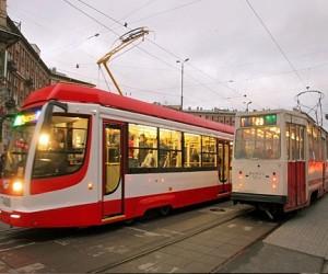 В Москве начнут курсировать «двухголовые» трамваи