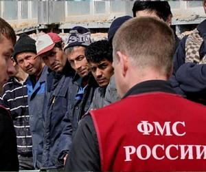 Новый «улов» УФМС Москвы — 600 мигрантов