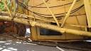 В Домодедово упал башенный кран, погиб гастарбайтер