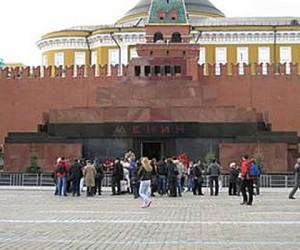 Мавзолей Ленина открылся для посетителей после капремонта