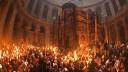 В Москве ждут прибытия Благодатного огня из Израиля