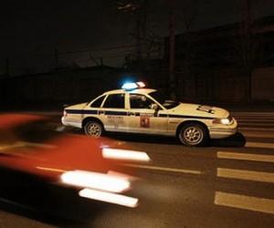 После погони со стрельбой  в Зеленограде задержали пьяного водителя