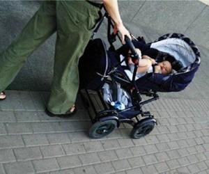 В столице при попытке похищения неадекватным гражданином Беларуси пострадал маленький ребенок