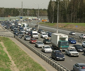 Ради дачников ремонт дорог в Подмосковье по выходным будут останавливать