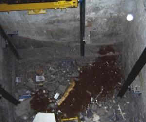 В Москве очередной случай падения лифта. Погиб человек