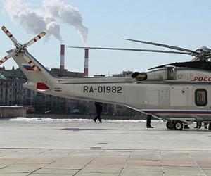 На крышах Минобороны и МЧС построят вертолетные площадки