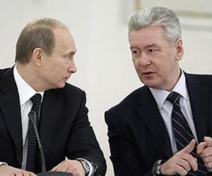 Путин отправил в отставку Собянина, пожелав ему успеха