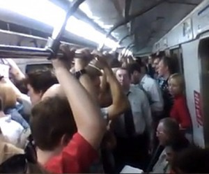 Очередное ЧП в метро:  госпитализировано 6 человек