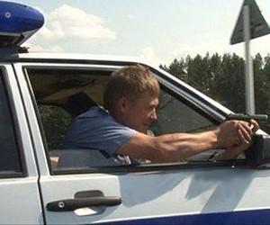 Для задержания нарушителя ПДД в Москве полицейские выстрелили 32 раза
