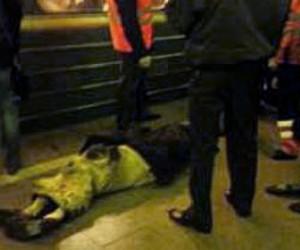 В московском метро машиниста убило током