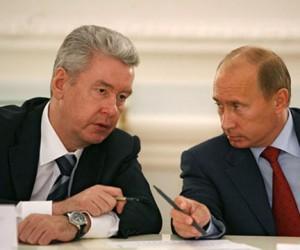Путин поддержал отставку Собянина