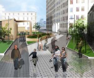 В столице появятся новые смотровые зоны для горожан и туристов