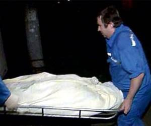 В Подмосковье расстреляли двух человек. Мужчина погиб, женщина тяжело ранена