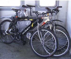С середины июня провоз велосипеда в электричках станет бесплатным