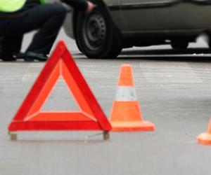 В результате ночного ДТП в столице 5 человек попали в реанимацию