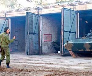 В Армии Российской Федерации внезапная проверка боеготовности