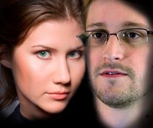 Чапман  и Сноуден  не смогут пожениться в Москве