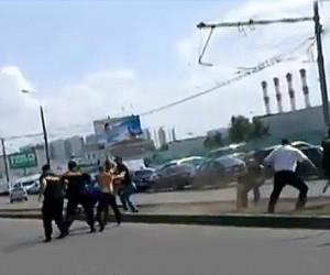 На юго-западе столицы произошла массовая драка со стрельбой