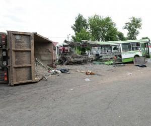 На перекрестке под Подольском, где произошло страшное ДТП, установят светофор