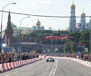 Ради F1 власти готовы перекрыть центр столицы