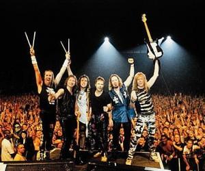 Легендарные Iron Maiden выступят в Москве с концертом