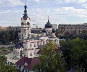 Четверо азиатов ограбили храм Великомученика Дмитрия Солунского и вскрыли раки с мощами святых