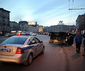 На юго-западе Москвы погибли трое сотрудников CKP
