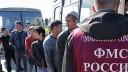 Очередной «улов» областного УФМС — 1000 мигрантов-нелегалов