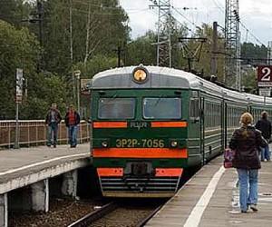 В День города проезд на пригородных поездах в сторону Москвы будет бесплатным