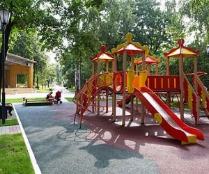 Тридцать народных парков было создано в столице в этом году