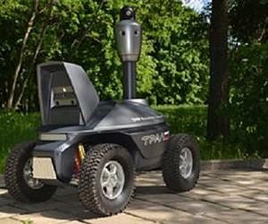 В «Сокольниках» начнёт работу первый робот-патрульный