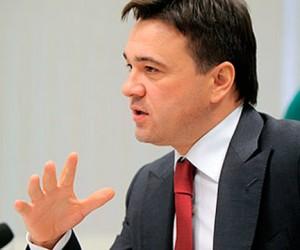 Воробьев дал обещание закрыть все нелегальные рынки МКАДа до ноября