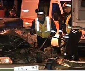 Ребенок погиб в автоаварии на Боровском шоссе