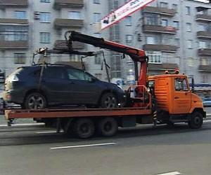 Эвакуация машин в столице подорожает с 15 сентября до 7 тыс. рублей