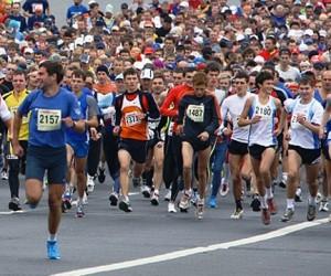 В воскресенье из-за марафона в Москве будут перекрыты десятки улиц