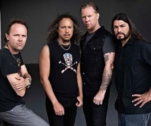 Metallica презентуют свой фильм в Кремле