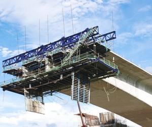 Через Москву-реку перекинутся три новых моста