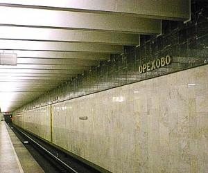 На станции метро «Орехово» в Москве погиб мужчина, упавший на рельсы