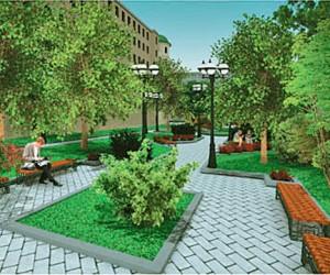 Садовое кольцо хотят озеленить по-новому