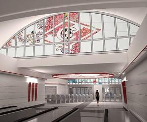 Ha законсервированной станции метро «Спартак» возобновились работы