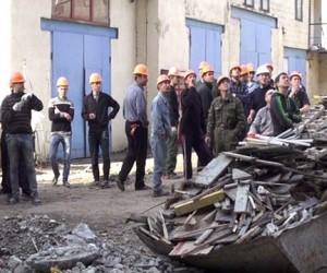 Полиция задержала 130 мигрантов на стройке в Мытищах