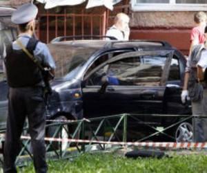 В Москве за рулем автомобиля была убита инспектор по налогам и сборам