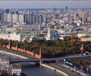 Самые застроенные округа Москвы