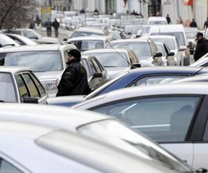 Парковкой машин в центре Москвы будут заниматься роботы